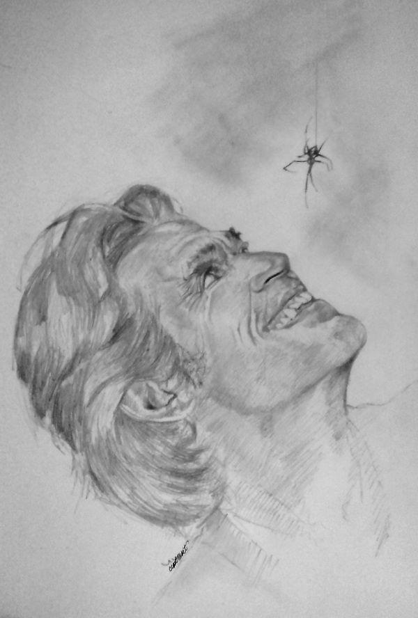 Willem Dafoe by cipta